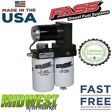 Fass Fuel System 220GPH Fits 2011-2016 Ford F-250 F-350 Powerstroke 6.7L V8