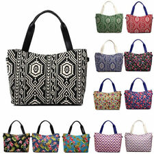 Tote Floral with Detachable Strap