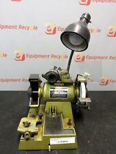 Darex Precision Drill Sharpener Grinder Bit Lamp 1/3 HP 3450RPM