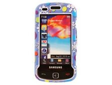 Reinforced Plastic Phone Design Case Lizzo Flake Blue For Samsung Rogue U960