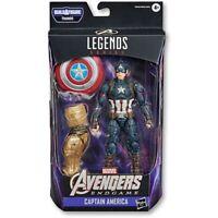 Captain America Avengers Endgame Marvel Legend Series Action Figure NEW
