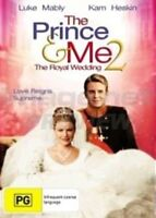 The Prince and Me 2  The Royal Wedding New DVD R4 region 4
