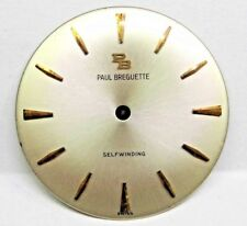 Vintage Gents Paul Breguette White Dial 28.5 mm Round