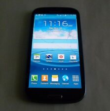 Samsung Galaxy S3 SGH-I747 AT&T Unlocked T-Mobile GSM Smartphone [Cracked Glass]