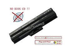 Generic BATTERY FOR SONY Vaio VGP-BPS13/Q VGN-NW250F/B VGN-NS330 VGP-BPS21A