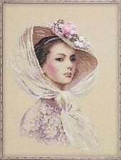 Counted Cross Stitch Kit RIOLIS - LILAC EVENING