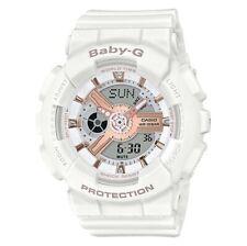 -NEW- Casio Baby-G White Watch BA110RG-7A