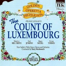 Golden Operetta Highlights - Count of Luxembourg -  CD Z5VG The Cheap Fast Free