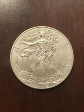 2012 1 Oz Silver American Eagle $1 Dollar. Great Condition!