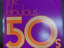 THE FABULOUS 50s  33 RPM EX  111115 TLJ