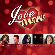 Love Christmas (r. Kelly, Britney spears, Micheal Bolton, Leona Lewis) CD NEUF