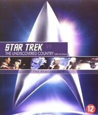 BLU-RAY - STAR TREK  6  THE UNDISCOVERED COUNTRY  (NEW SEALED)