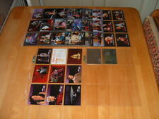 Skybox 1996 set Star Trek TNG Episode Collection  Season 4 + chase Trading Cards
