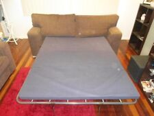 3-Seater Sofa Bed - Australian made fold-out couch