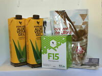 Forever Living Weight Loss Program F.I.T. F15, Chocolate