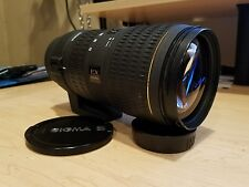 Sigma EX DG APO IF 70-200mm f/2.8 Lens For Sony/Minolta