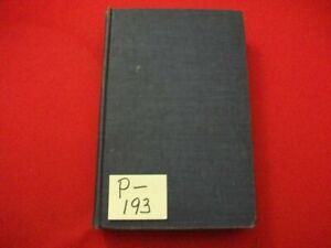 1952 2nd EDITION ELEMENTARY HEAT POWER BY H.L. SOLBERG ENGINEERING REFERENCE