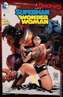 Superman Wonder Woman #8 The New 52 DC comic 2014 1st Print NM