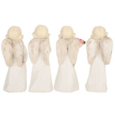 Toxic Free Sculpted Ornament Resin Material Girls Ornament for Bedrooms Rooms