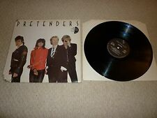 THE PRETENDERS - PRETENDERS ALBUM / RECORD / VINYL / LP / 33rpm