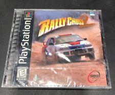 Rally Cross 2 (Sony PlayStation 1, 1998)
