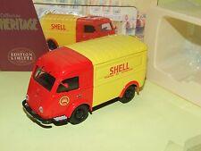 RENAULT 1000 Kg SHELL CORGI EX70504 1:43