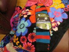 Charcoal//Berry Adult Lorpen Merino Mid-wieght Wool Socks Small