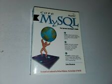 Core MySql by Leon Atkinson (2001, Trade Paperback) Very Good Condition