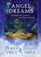 ANGEL DREAMS Healing & Guidance From Your Dreams By Doreen & Melissa Virtue NEW