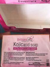 Brilliant Skin Kojic Acid Soap Micro-Exfoliant Soap Anti-Acne Smoothening Light