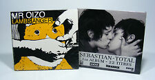 SEBASTIAN Total + MR OIZO Lambs Anger 2 x CD Album NEU Digipak Ed Banger Elektro