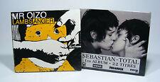 SEBASTIAN Total + MR OIZO Lambs Anger 2 x CD Album NEU Digipak Ed Banger Elektro