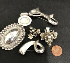 STERLING SILVER LOT 61.4 GRAMS SCRAP or Wear 925  ect. #30a