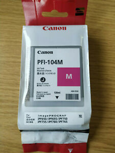 Original Canon PFI-104M Druckerpatrone