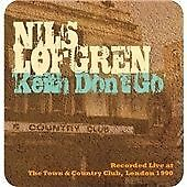 Nils Lofgren - Keith Don't Go (Live) (2013)  CD  NEW/SEALED  SPEEDYPOST