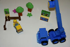 Vintage Lego Duplo 3273 Bob, Lofty & the Mice Bob the Builder Complete Set +Xtra