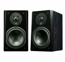 SVS Prime Bookshelf Speakers  Open Box Black Ash Monitors (Pair)