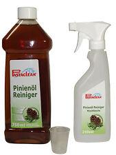 Pastaclean Pinienöl Reiniger Gel Konzentrat 0,75 LITER + Mischflasche