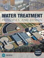 Water Treatment: Principles and Design, LASTMWH, Good Book