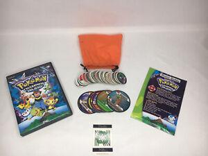 Special Edition Pokémon Champion Island Parts - Wild & Trained Pokémon + DVD