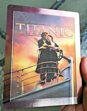 Titanic Collector's Edition (Blu-ray + Blu-ray 3d) 20th Century Fox 4 Discs Rare