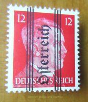 EBS Austria 1945 - Hitler - Graz Provisionals - 12 Pfennig - 681 MNH**