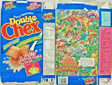 1994 Troll Ralston Double Chex Cereal Box cc155