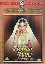 UMRAO JAAN (OLD) - ORIGINAL BOLLYWOOD DVD - FREE POST