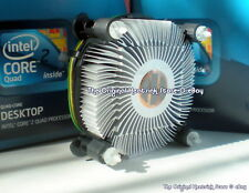 Original Intel Heatsink Core 2 Quad CPU Cooling Fan for Q9000 Series LGA775 New