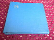 ITALIAN STAMP ALBUM, 617 ITALIAN STAMPS,USED, IN VERY GOOD CONDITION