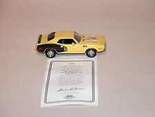 1971 PLYMOUTH CUDA 440-6 PACK MATCHBOX COLLECTIBLES 2nd IN SERIES 1997 1:43 DCST