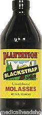 2 Bottles PLANTATION Blackstrap Molasses Grow FLOWER HARDENER Organic Fertilzer