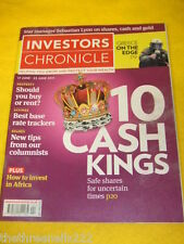 INVESTORS CHRONICLE - HOW TO INVEST IN AFRICA - JUNE 17 2011