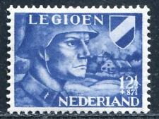 Nederland PLAATFOUT 403 P op Legioen-zegel, ongebruikt - MH